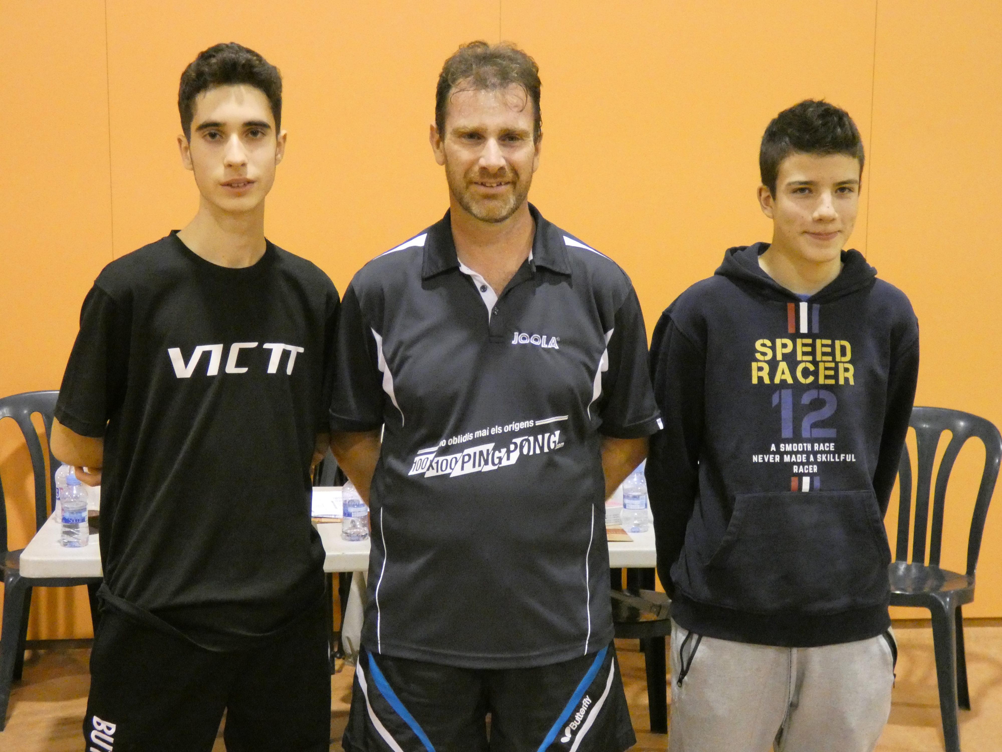 Jordi Vila es proclama campió de la 1a fase del Circuit d'Individuals