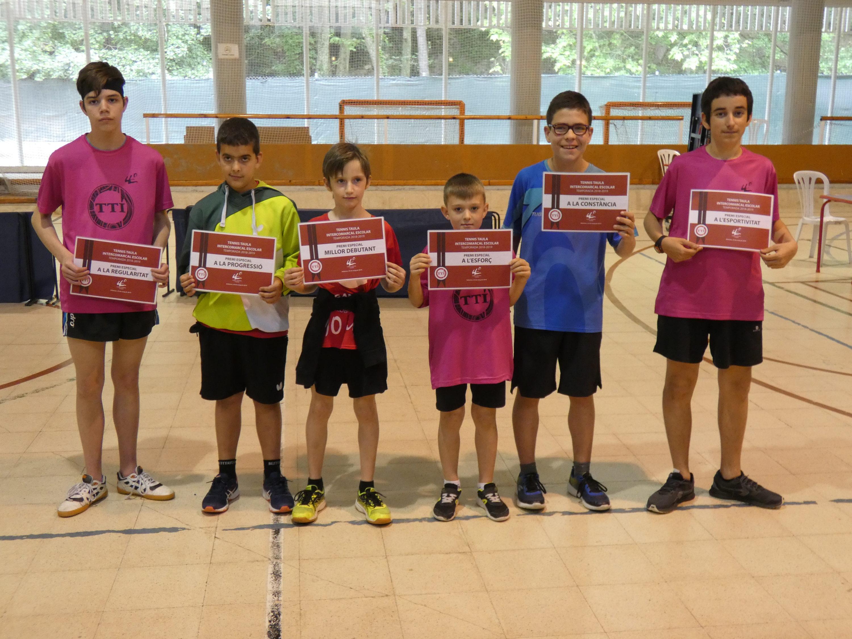 Àlex Llastanós guanya la 5a i última prova del TTI Escolar a Arbúcies