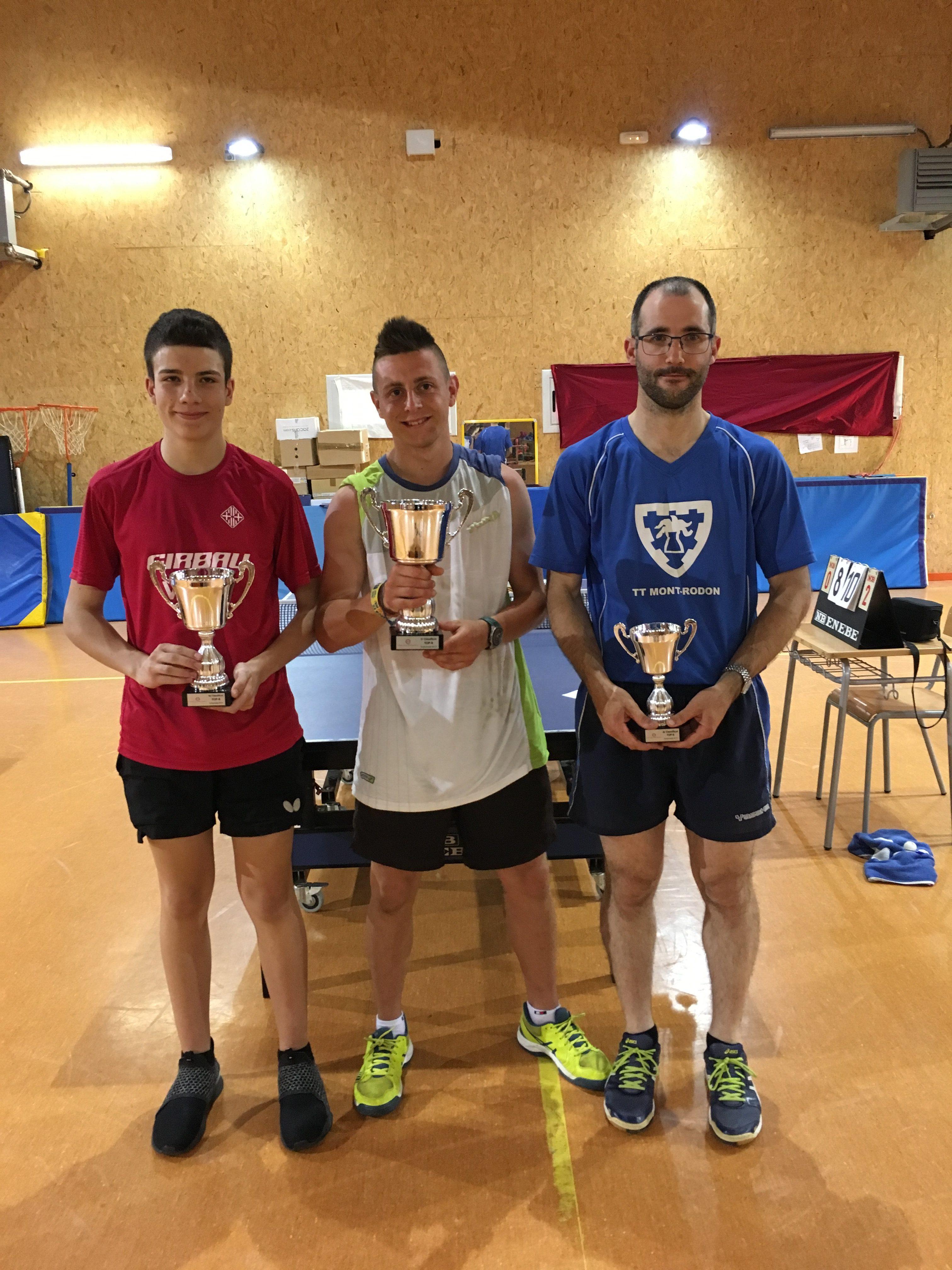 Sergi Huguet s'emporta el Top-8 2019