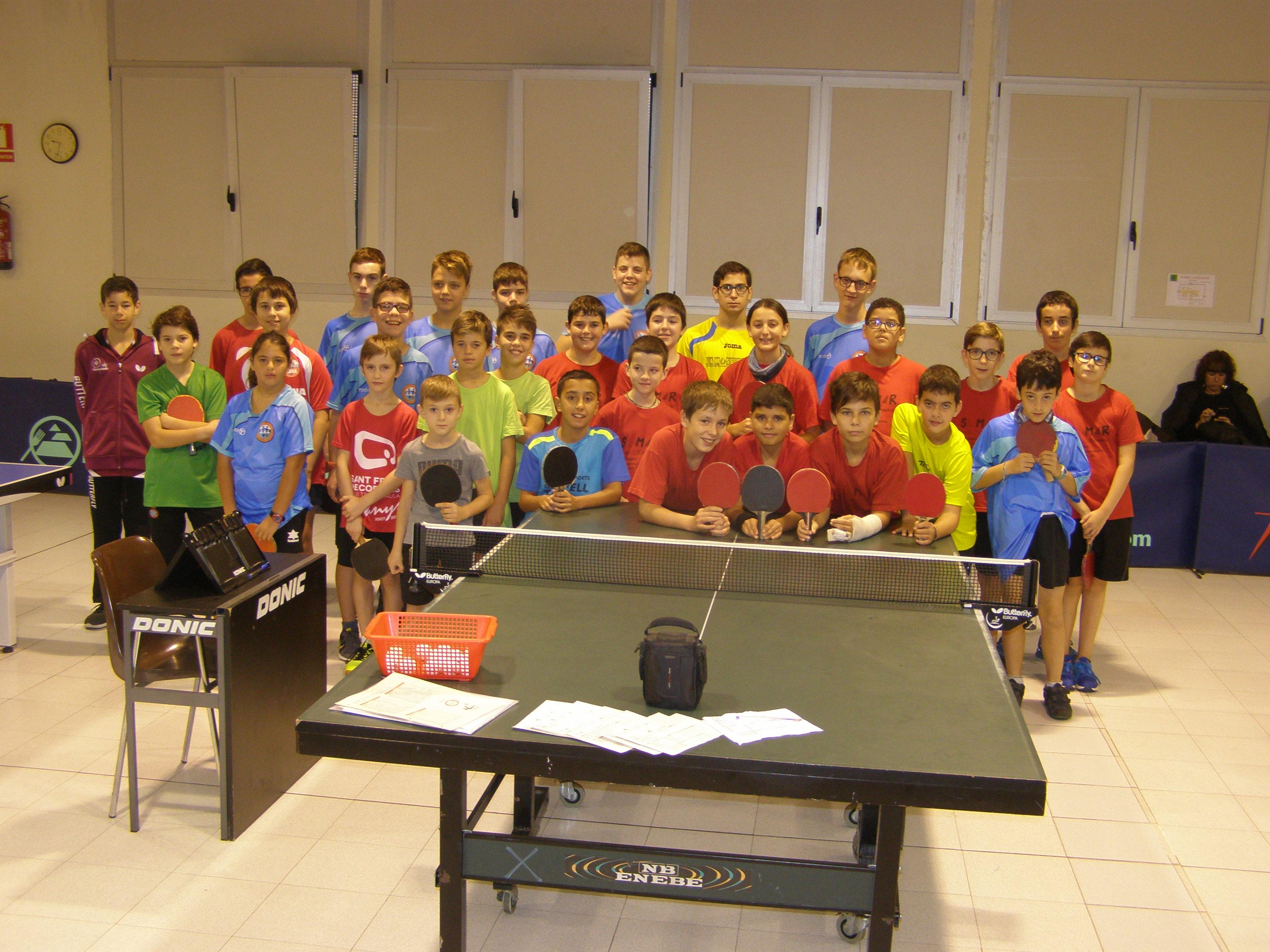 Gerard Romera guanya la 1a prova del Campionat Intercomarcal Escolar a Torelló