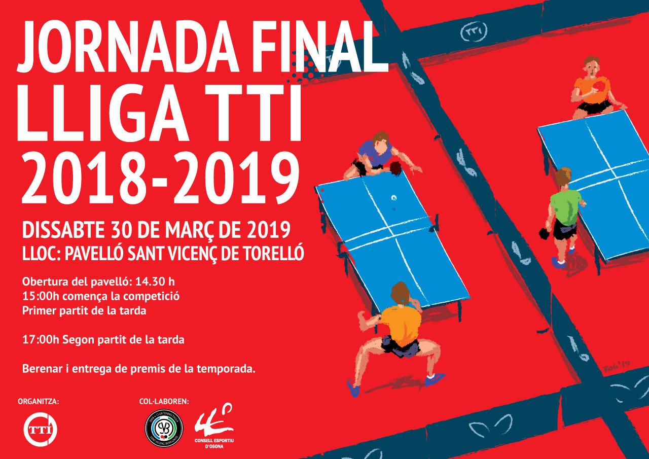 Jornada final de lldel Tennis